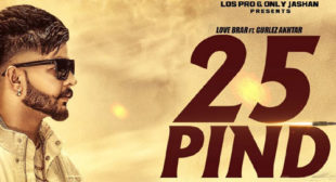 25 Pind by Love Brar